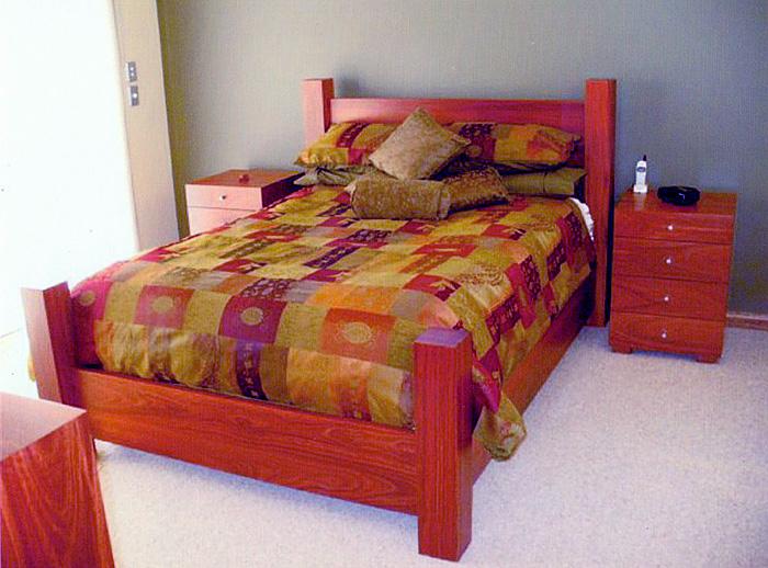 Mal Barrett Bespoke Furniture Newcastle Handmade Bedroom Furniture Using Australian Hardwoods