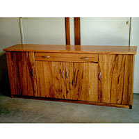 Apple Gum Contemporary Style Buffet