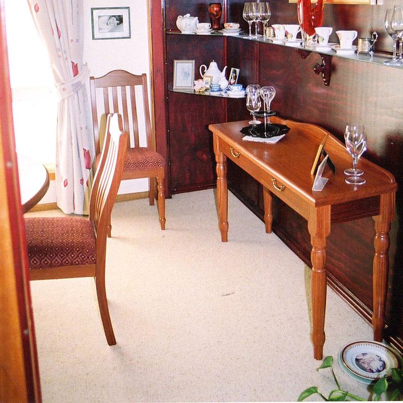 Retro Style Coffee Table Australia: Mal Barrett Bespoke Furniture Newcastle